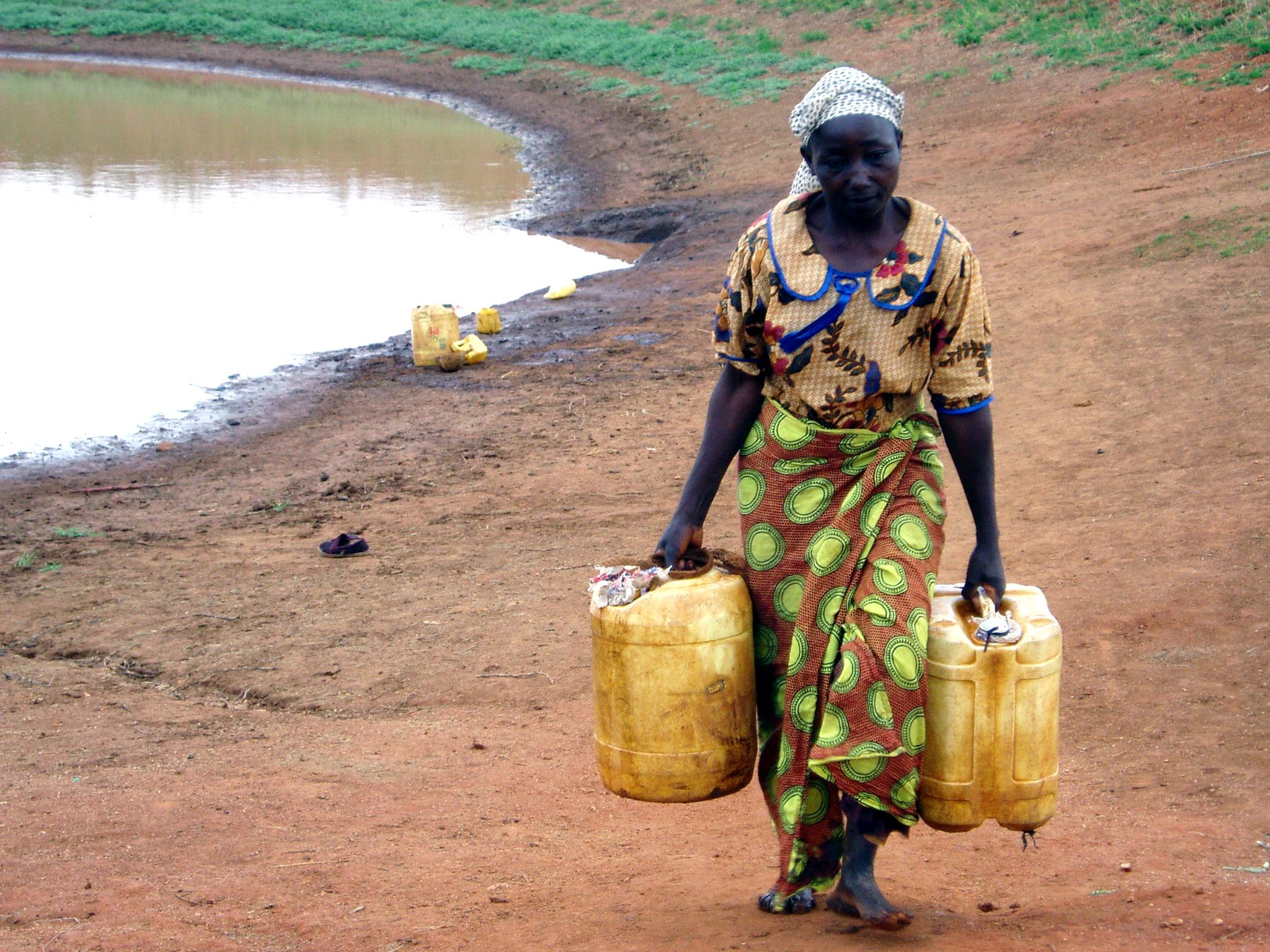 Wasser für Kenia